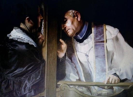 SCOOP! Padre Paolo beccato con la Mercuri!