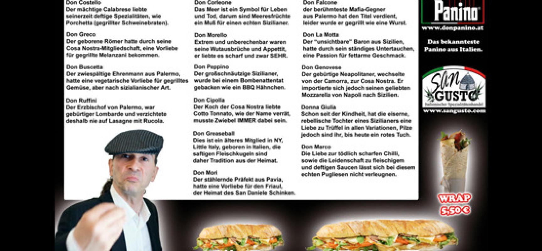 Panini Viennesi di merda