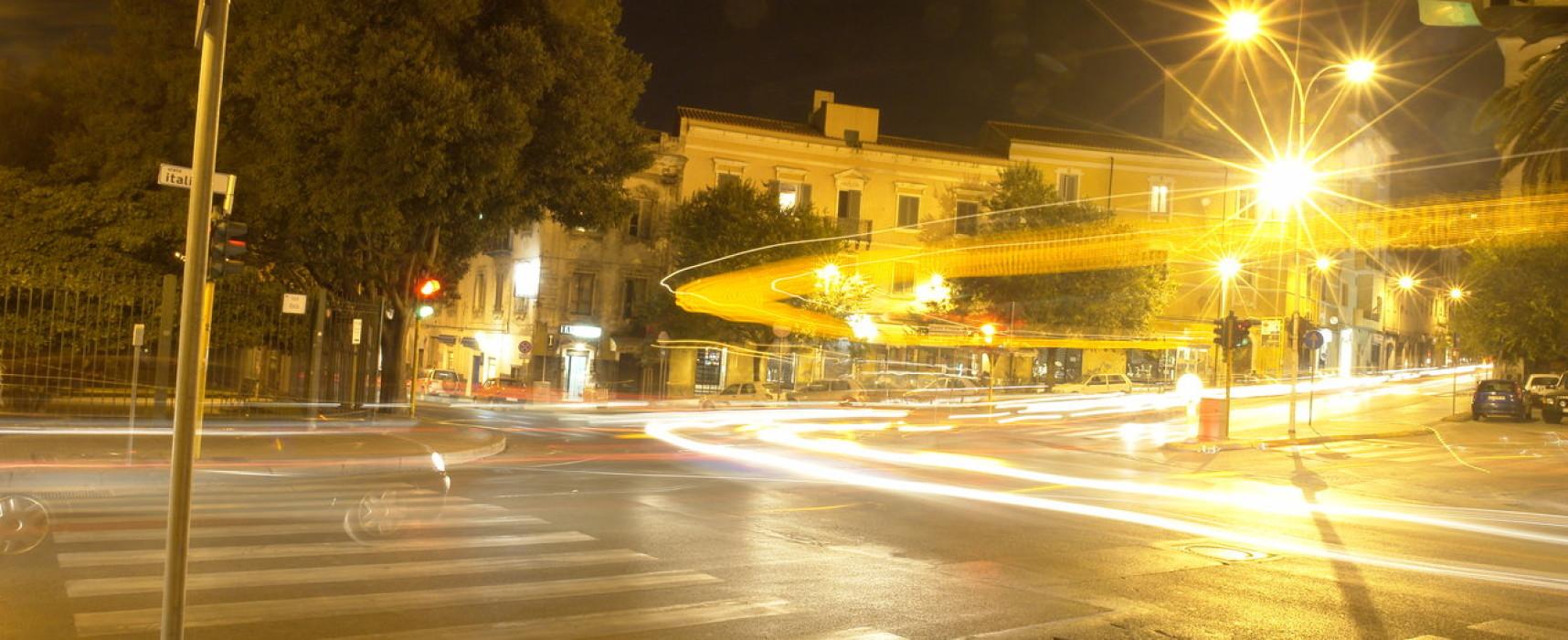 Semafori lampeggianti: il traffico scorre!