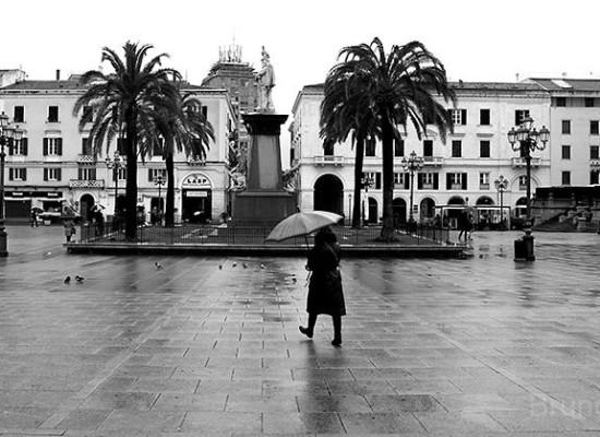Sassari piovosa…