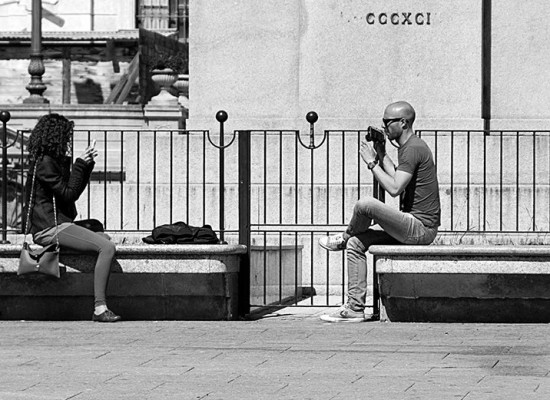 Selfie Sassari…
