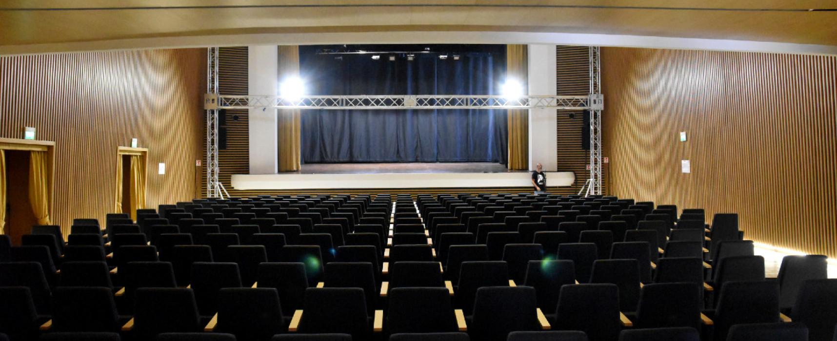 Riapre il cinema Astra, ora teatro!