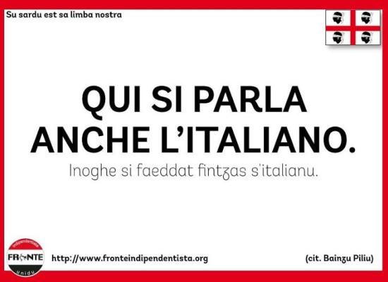 Qui si parla anche l'Italiano