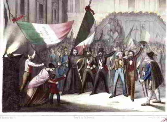 Viva la Repubblica Romana!